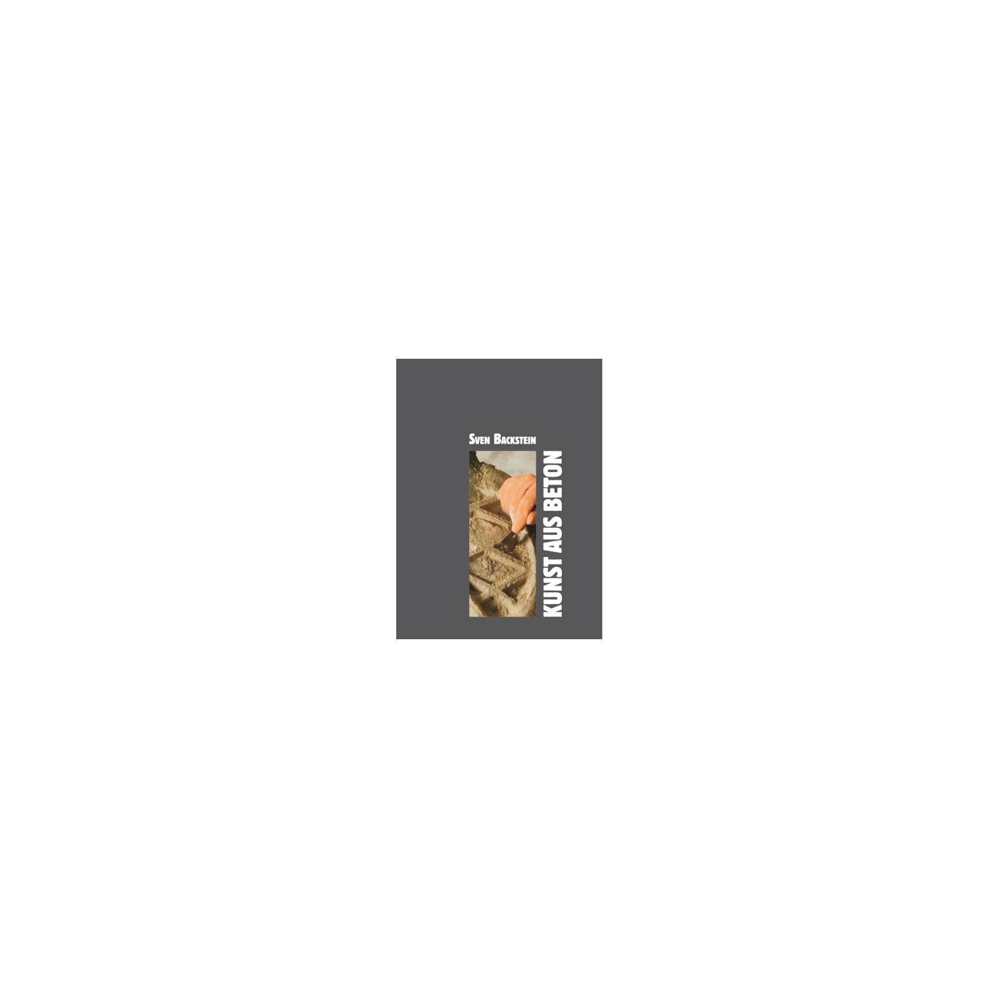 sven backstein kunst aus beton isbn 978 3 00 028982 8 m rtelshop 58 80 chf. Black Bedroom Furniture Sets. Home Design Ideas